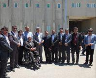 اعضای کمیسیون بودجه کشور وارد گچساران شدند