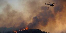 کهگیلویه وبویراحمد همچنان در آتش می سوزد