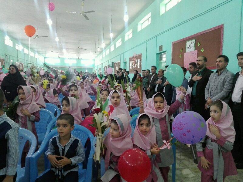 بیش از ۲۳ هزار دانش آموز گچسارانی به مدرسه می روند