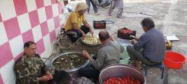 """گزارش تصویری از خدمات موکب """"طریق الکربلای""""گچساران در مناطق سیل زده سیستان وبلوچستان"""