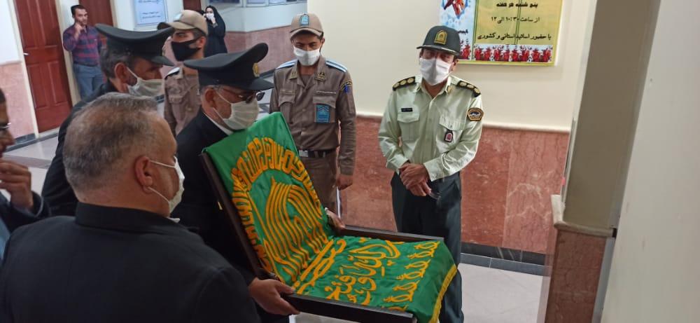 گزارش تصویری از حضور خادمان امام رضا(ع) در گچساران