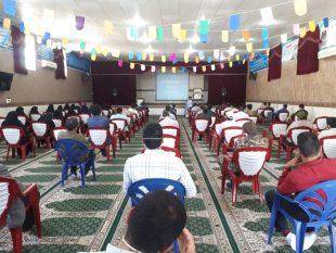 دومین جشنواره مالک اشتر در گچساران برگزار شد