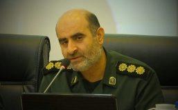 پیام فرمانده سپاه گچساران به مناسبت بازگشت آزادگان