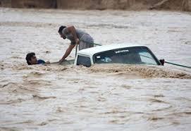 اخطار وقوع سیل در رودخانه های سد کوثر