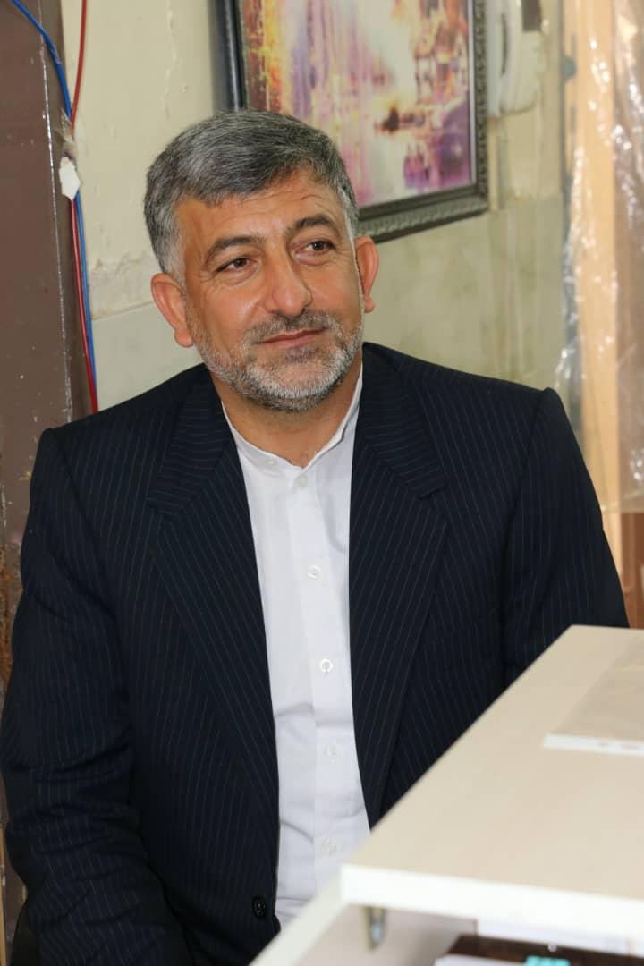 علی محمد آقایی وارد کارزار انتخابات شورای شهر دوگنبدان شد