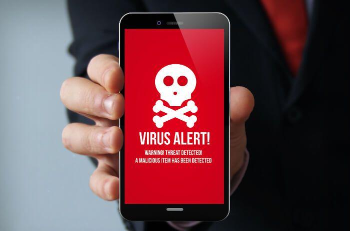 سرقت اطلاعات تلفن همراه با نصب بدافزارها